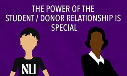 Featured Video: The Power of the Student/Donor Relationship