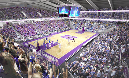Complete Renovation Announced For Welsh-Ryan Arena