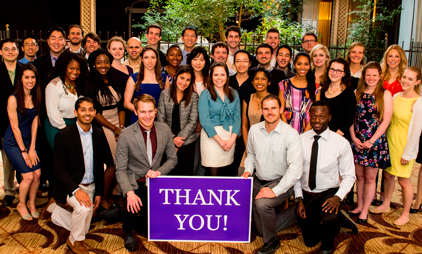 Feinberg School of Medicine Celebrates Scholarships