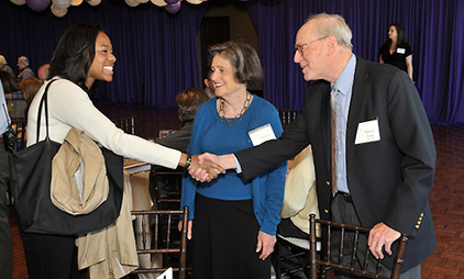Scholarship Luncheon Celebrates Power of Philanthropy