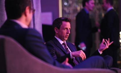 Northwestern Presents 10th Anniversary Salon with Seth Meyers