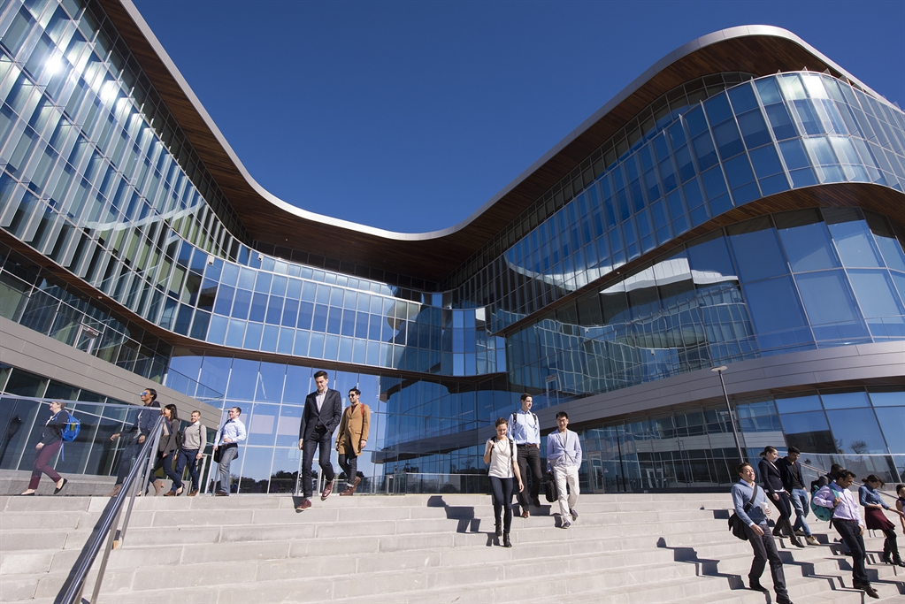 Image result for kellogg northwestern campus